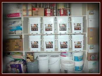 long term emergency food supply
