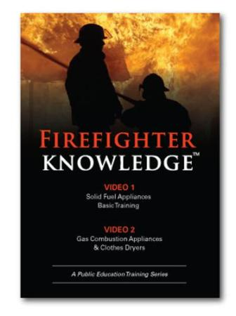 FIREFIGHTER KNOWLEDGE, INC. DVD SET