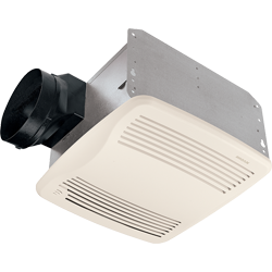 Broan QT Series Humidity Sensing Fan
